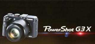 高倍率 Canon PowerShot G3X  1吋感光元件 新機發表