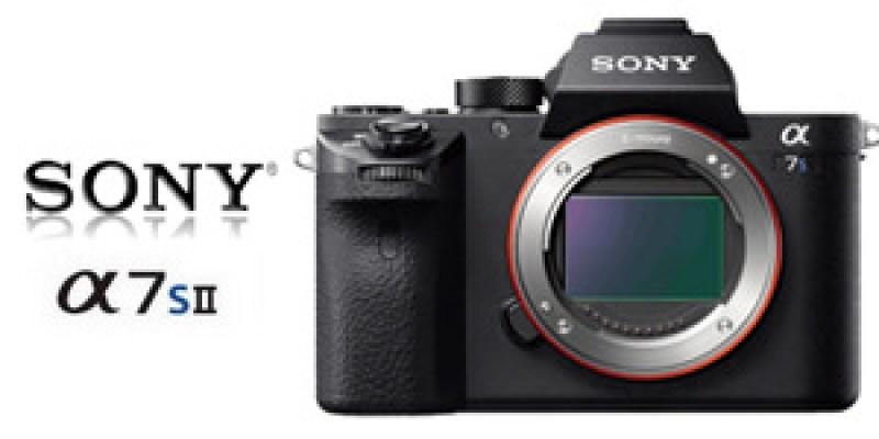 Sony A7s II 台灣10月21日正式上市 定價為 89,980元