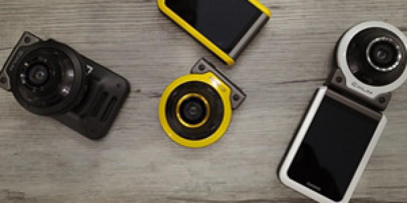 評測》超廣角創意美肌 Casio EX-FR100 分離式運動相機