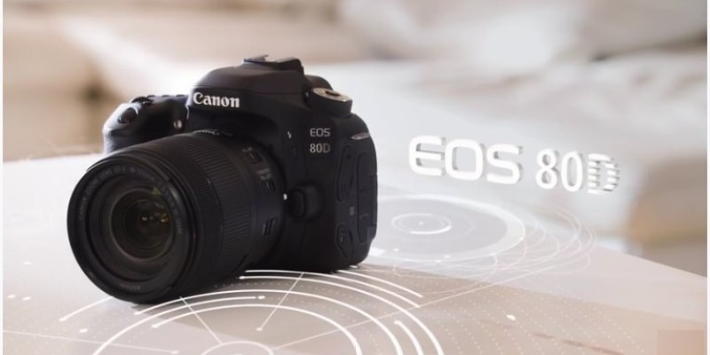 Canon旗下發布 G7X Mark II 、EOS 80D 規格全面提升