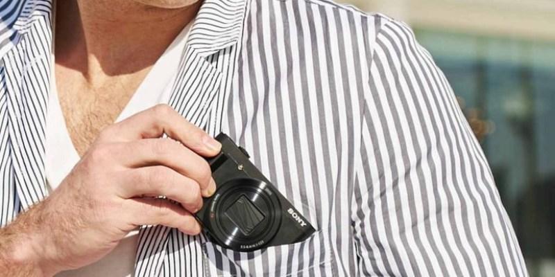 30 倍光學變焦 Sony Cyber-ShotHX80 並配置五軸防手震