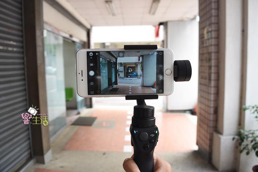 評測》大疆三軸穩定器 DJI Osmo Mobile 開箱 – 微電影般的等級