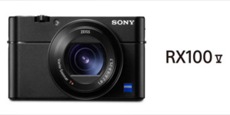 「新機資訊」強悍類單眼 Sony RX100 Mark V 支援960fps超慢速錄影及4K錄影