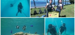 關島》水肺潛水 JNS DIVERS GUAM – 初體驗 勇闖海底新世界
