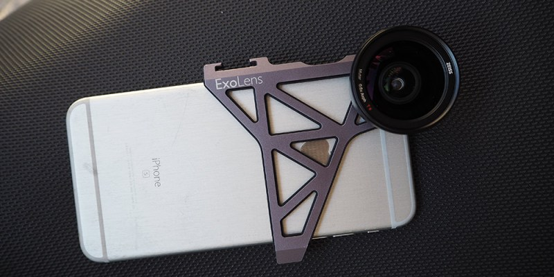 評測》iPhone 外接鏡頭!ZEISS 蔡司 ExoLens with optics by Zeiss for iPhone6/6s 鏡頭組