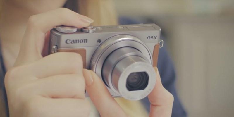 「新機資訊」Canon G9X Mark II 正式發表!延續前代外觀|連拍速度更快