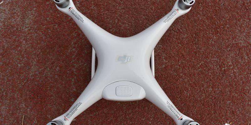 開箱》大疆 DJI  Phantom 4 Pro 空拍機 開箱文|五向感知避障、一吋感光元件