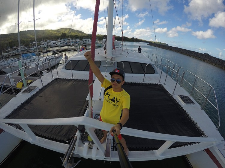 關島》美人魚公主號 – 航向大海 |浮潛|釣魚|海豚追蹤