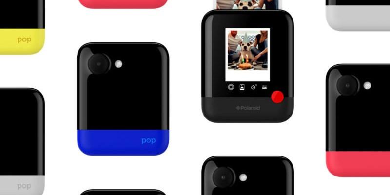 「新機資訊」 Polaroid CES 2017 推出新作 POP 即時列印 |Instant Digital Camera