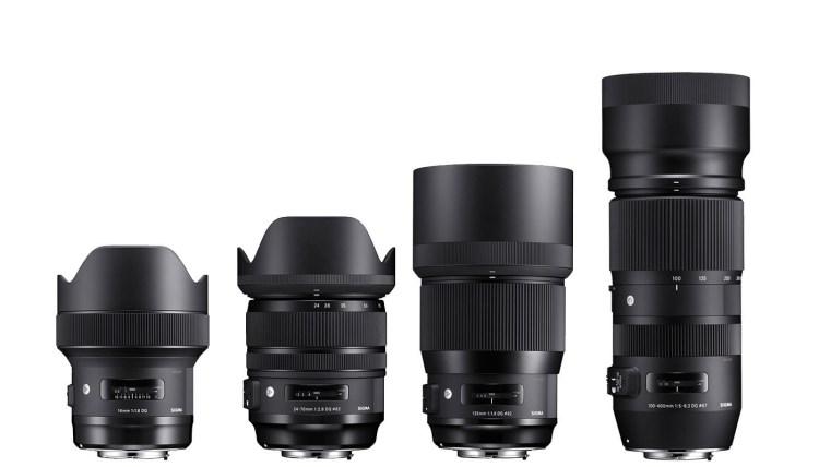 新登場》SIGMA推出三顆ART新鏡和Contemporary超望遠鏡頭100-400mm F5-6.3 DG OS HSM
