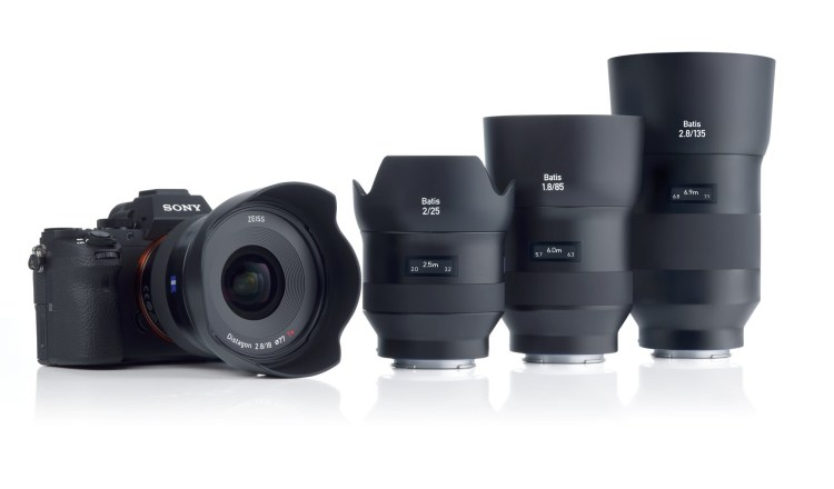 新登場》第四顆Batis系列蔡司鏡頭 – Carl Zeiss Batis 2.8/135 FE新鏡