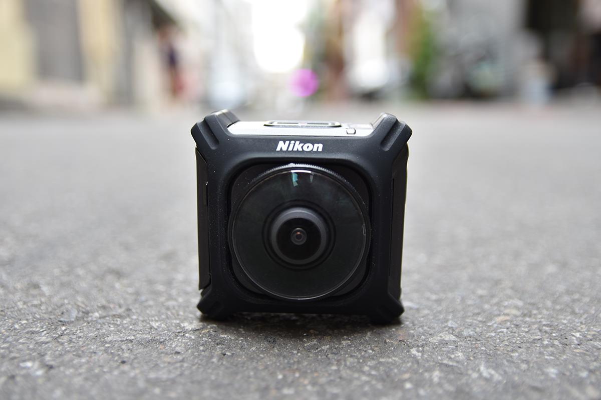 評測》全景360度 Nikon Keymission 360 實測 – 隨時無死角記錄生活!