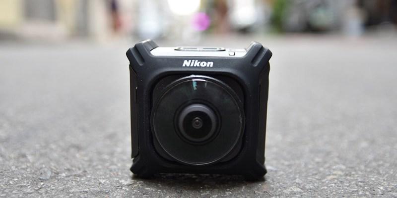 評測》全景360度 Nikon Keymission 360 實測 - 隨時無死角記錄生活!