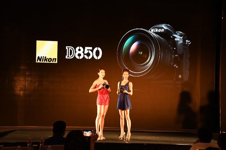 Nikon 怪物性能 D850 全幅旗艦機種 4575萬畫素擁有全方位功能