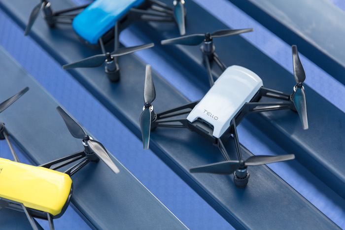 新品資訊》特洛Tello 樂趣無人機 |超輕量、多種飛行模式