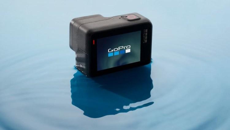 新手入門的首選 GoPro Hero 運動相機 支援語音控制