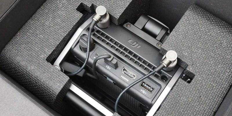 開箱》DJI 大疆 Cendence 遙控器 開箱說明|發揮 Inspire 2 潛力的核心