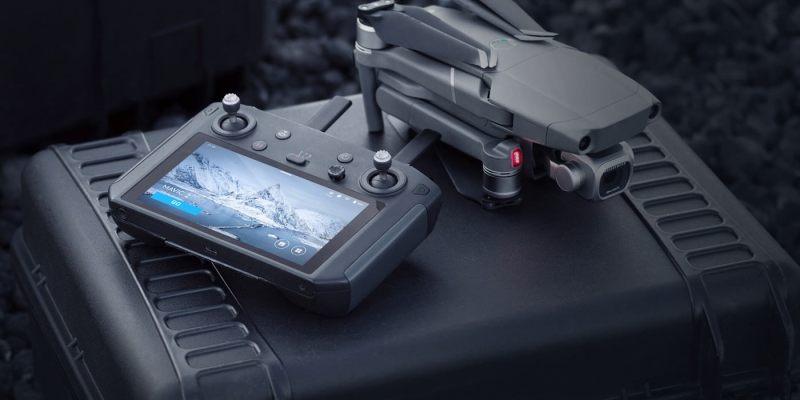 2019 CES 大疆 DJI 推出 Smart Controller 智能遙控器 內建 5.5 吋螢幕 及 Android作業系統