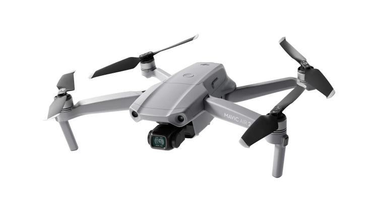 DJI 正式發布 Mavic Air 2  | 4K 60fps 、8K移動縮時影片、34分鐘續航力、焦點跟隨