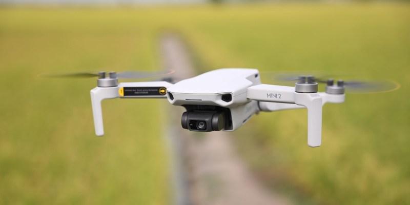 開箱評測 DJI Mavic Mini 2 無人機 輕於249g 功能解說實測|空拍機教學