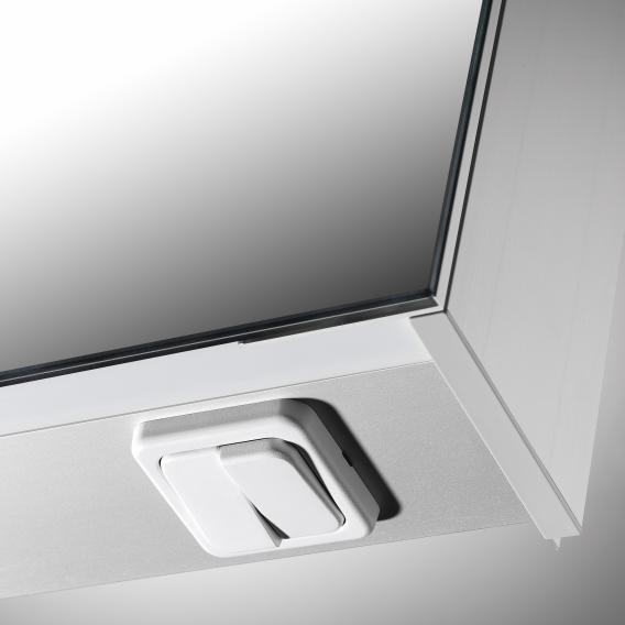 Schneider Faceline Armoire De Toilette Avec Eclairage Led Blanc Prise Electrique A Gauche 152 163 01 02 Reuter