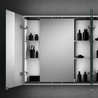 Burgbad RL30 Room Light Spiegelschrank mit LED Beleuchtung ...