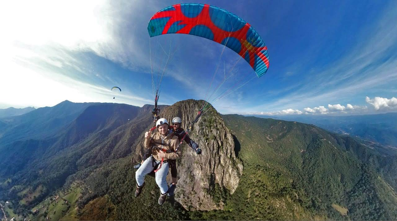 Mexico: Private tour to Valle de Bravo & Paragliding - Vibe Adventures Reservations