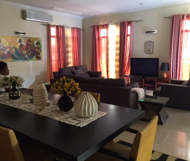 Apartment Rental In Kinshasa Downtown Furnished Super Secure And Luxury With All Utilities Monthly