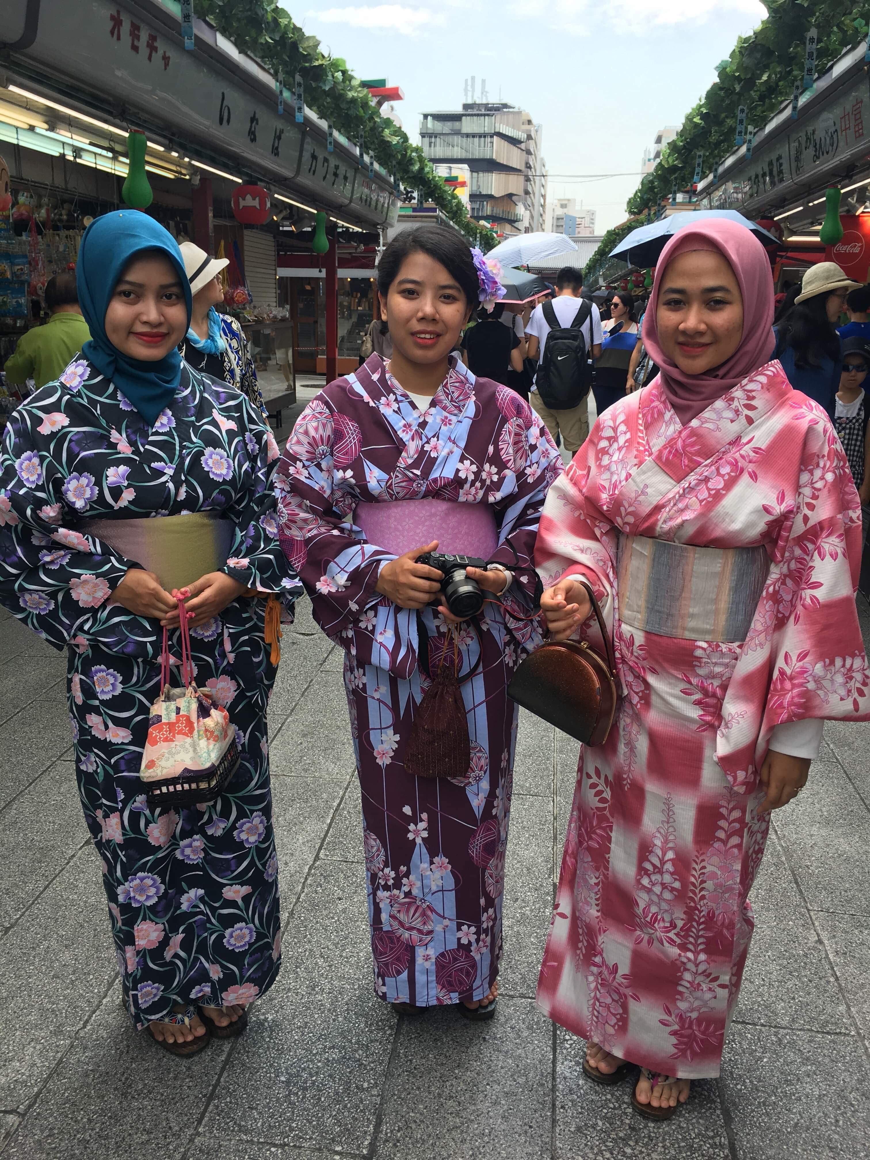 1-Day Tokyo Asakusa Halal Food Tour