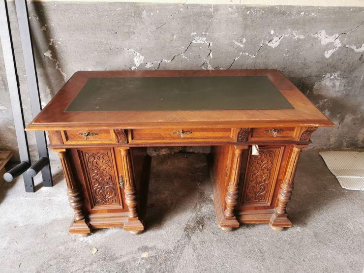 Antiker Schreibtisch Gebraucht 2021