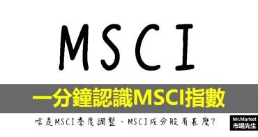 MSCI指數是什麼?MSCI名單有哪些?一分鐘看懂MSCI季度調整
