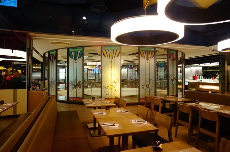 【食記*高雄】C/P值頗高的饗食天堂下午茶-三多店