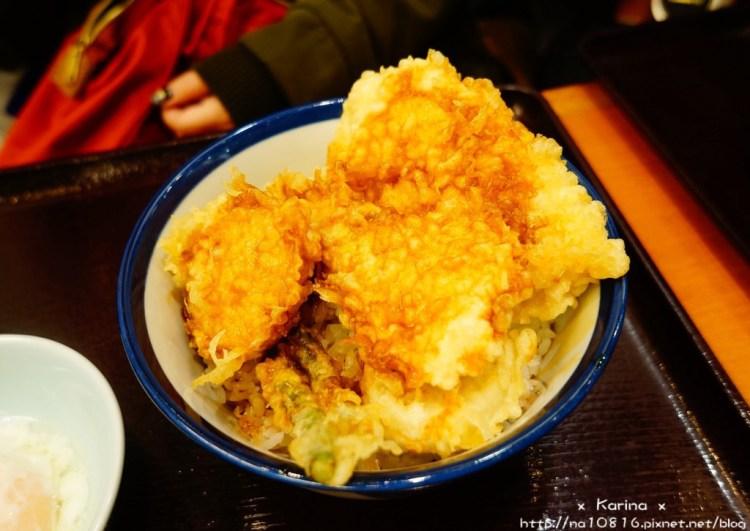 【2016東京自由行】天丼てんや(末廣町店) 高CP值平價天丼連鎖餐廳