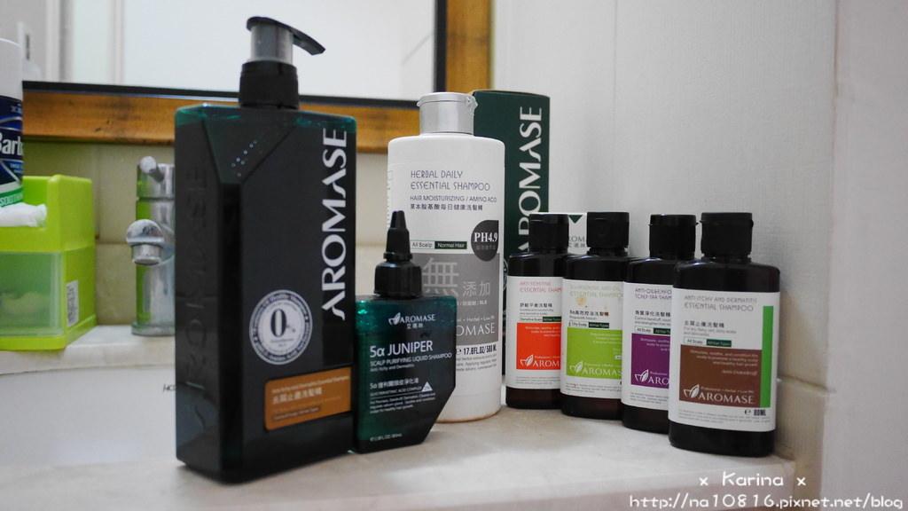 艾瑪絲Aromase 去屑止癢洗髮精 ♥ 頭皮敏感、出油、脂漏性皮膚炎超推薦!!