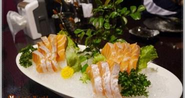 (食)台北市大安區的漁人日式料理之二次攻擊