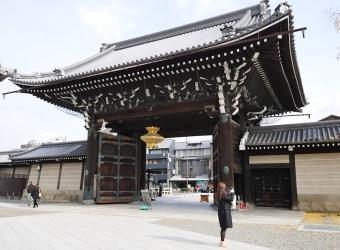 京都景點推薦 東本願寺、西本願寺 世界遺跡 體驗日本寺廟的莊嚴肅靜