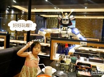 泰國曼谷親子行 機器人餐廳 春Hajime Robot Restaurant