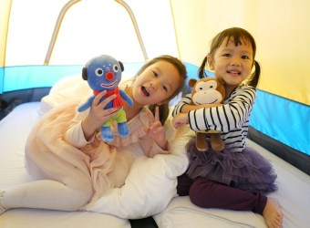 宜蘭親子飯店 推薦 蘭城晶英酒店 芬朵奇堡 兩層樓高溜滑梯 兒童賽車場