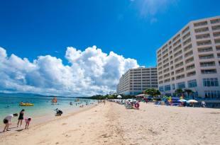 沖繩住宿│親子│推薦 麗山海景皇宮度假酒店 有私人海攤 CP值超高的親子住宿飯店