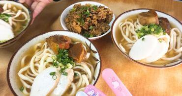 沖繩│名護│岸本食堂 觀光客都來吃 百年沖繩麵 きしもと食堂