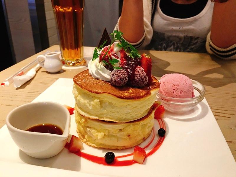 中山 美食 推薦 LeTao 粉雪 來自北海道的 厚鬆餅! - 泡菜公主的芝麻綠豆