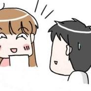 /臉書小漫畫/ 樂天派的太太