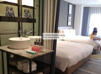鹿港永樂酒店/在鹿港也有高質感的精緻酒店 全球奢華精品酒店 鹿港住宿推薦