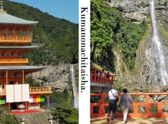 和歌山景點│熊野那智大社 神靈居住之地 世界遺產 那智瀑布