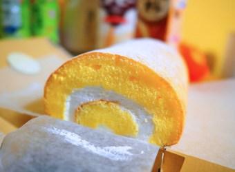由布院美食 來由布院必吃蛋糕捲 B-SPEAKS 濃濃的雞蛋香味,甜而不膩口感