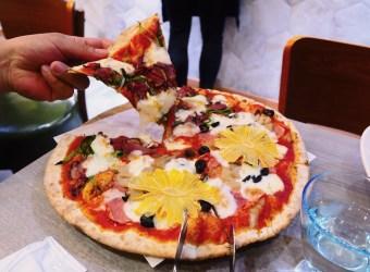 正宗的拿坡里披薩就在這裡啦!歐奇窯烤披薩天母店 PIZZERIA OGGI-天母美食祭