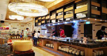 川湯春天旗艦館 晚餐 享享餐廳西式自助餐廳 海鮮新鮮 熟食豐富