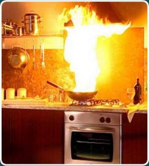 55998 نصائح تجنبك الحوادث بمطبخك بالصور