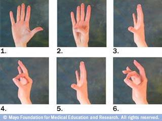 تمارين اليد الخاصة بمرضى التهابات المفاصل 426857.jpg