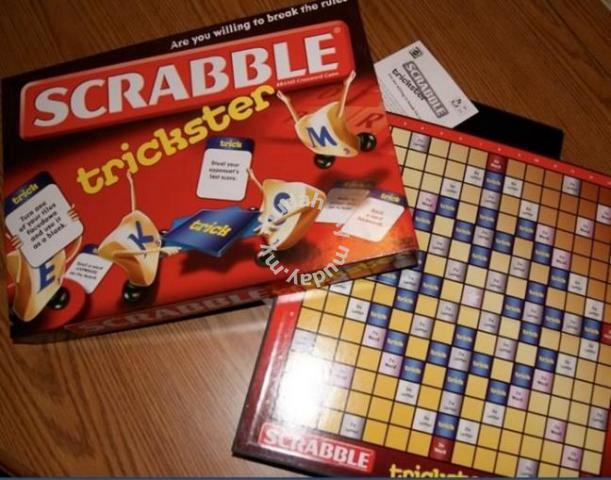 Image result for scrabble trickster